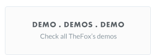 thefox check all demos - TheFox   Responsive Multi-Purpose WordPress Theme