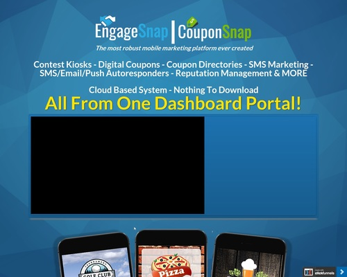 tmgsnap x400 thumb - Touchless Engagement For Customers
