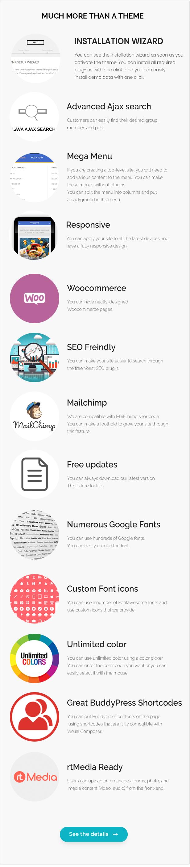 v4 4 - Javo Directory WordPress Theme