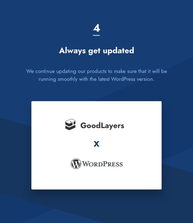 why gdl 4 - Infinite - Multipurpose WordPress Theme
