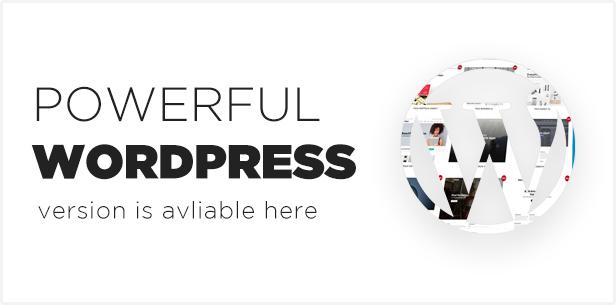 wordpress version v2 - Polo - Responsive Multi-Purpose HTML5 Template