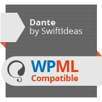 wpml cert - Dante - Responsive Multi-Purpose WordPress Theme