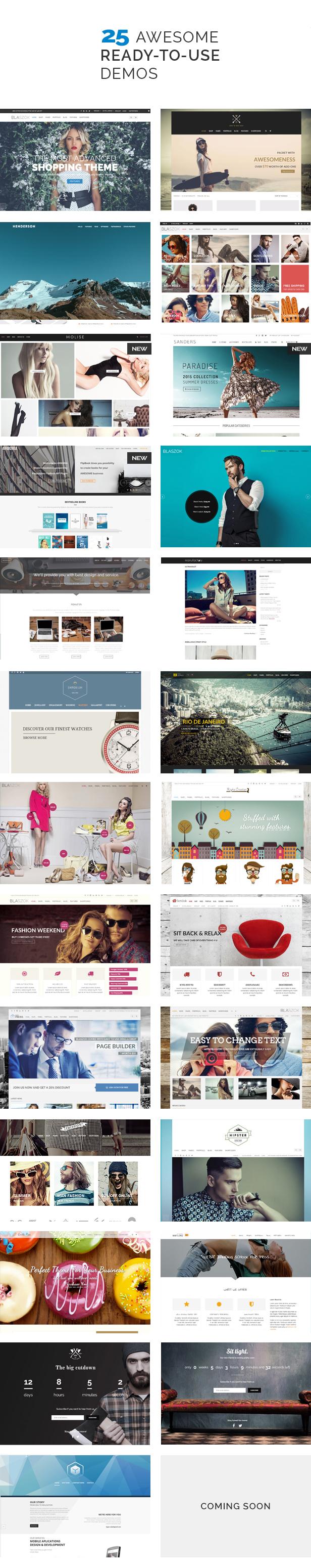 01 - Blaszok eCommerce Theme
