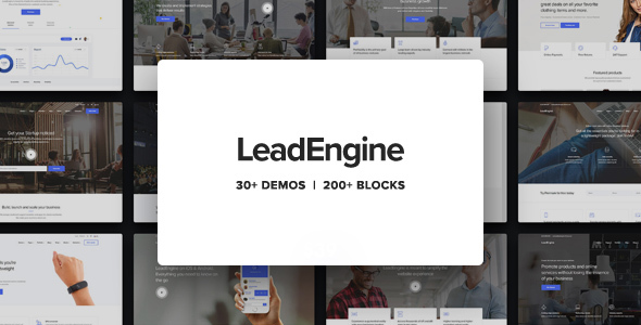 01 preview1.  large preview - LeadEngine - Multi-Purpose WordPress Theme with Page Builder