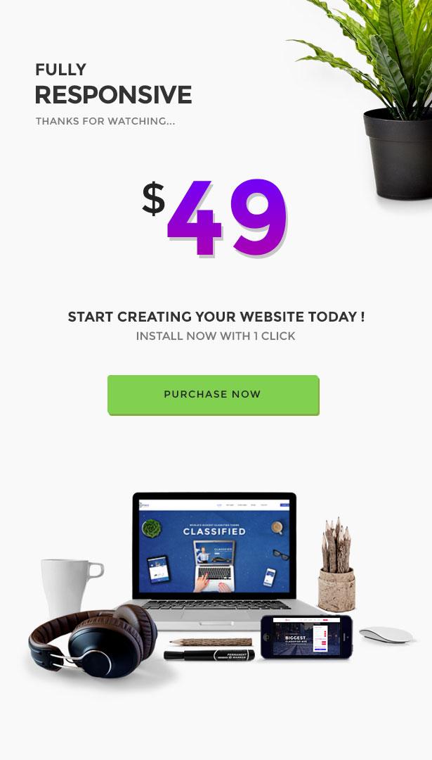 15 - Classiads - Classified Ads WordPress Theme