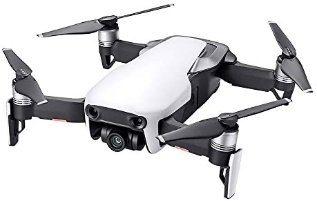 1601668961 41b4L3cRl8L. AC  - DJI Mavic Air Quadcopter with Remote Controller - Arctic White
