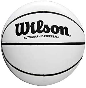 1601712237 41ylmlu1NCL. AC  - Wilson Autograph Basketball Series