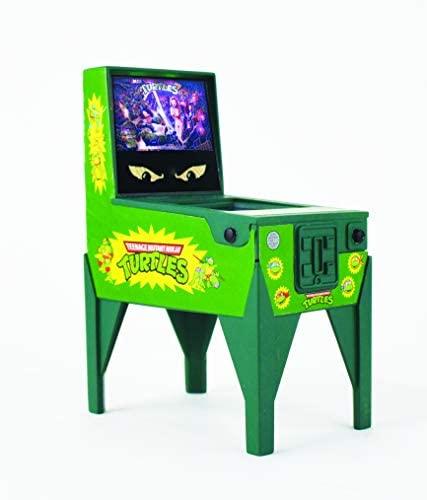 1602402831 226 41UUDeylERL. AC  - Boardwalk Arcade Teenage Mutant Ninja Turtles Electronic Pinball, Multi