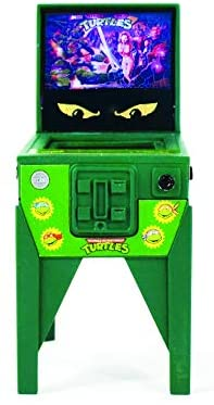 1602402831 321 41uF2A63SfL. AC  - Boardwalk Arcade Teenage Mutant Ninja Turtles Electronic Pinball, Multi