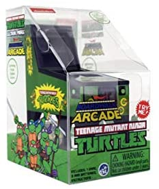 1602402831 602 418X2JPgUcL. AC  - Boardwalk Arcade Teenage Mutant Ninja Turtles Electronic Pinball, Multi