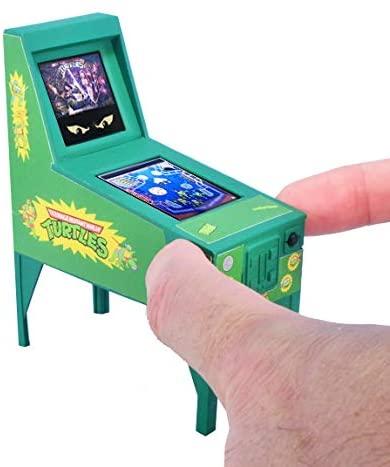 1602402832 778 41 d6nt+NSL. AC  - Boardwalk Arcade Teenage Mutant Ninja Turtles Electronic Pinball, Multi