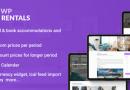 WP Rentals – Booking Accommodation WordPress Theme