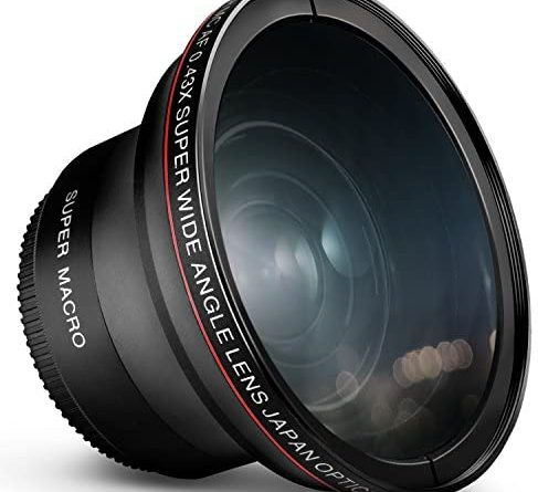 1603059060 51FE5ULenhL. AC  487x445 - 58MM 0.43x Altura Photo Professional HD Wide Angle Lens (w/Macro Portion) for Canon EOS 70D 77D 80D Rebel T7 T7i T6i T6s T6 SL2 SL3 DSLR Cameras