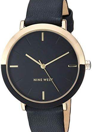 1603236093 41P8D8voPaL. AC  310x445 - Nine West Women's Strap Watch