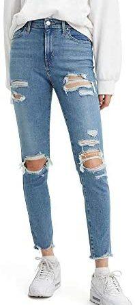 1603323027 41v2bRoBbgL. AC  198x445 - Levi's Women's 721 High Rise Skinny Jeans