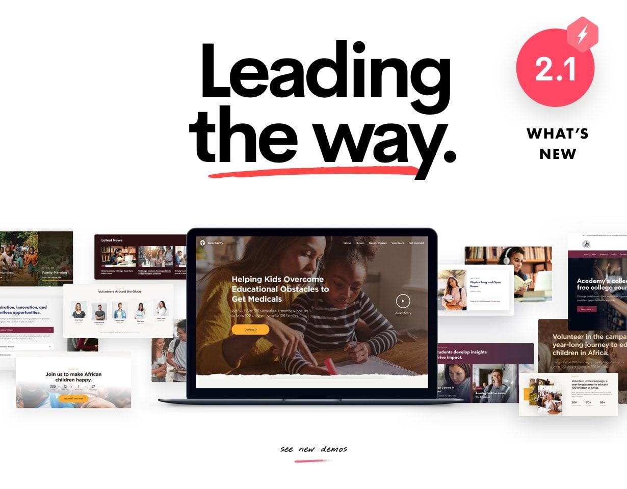 2.1 product - Ave - Responsive Multi-Purpose WordPress Theme