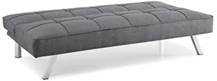 31Q7qRvWZ5L. AC  - Serta RNE-3S-CC-SET Rane Collection Convertible Sofa, L66.1 x W33.1 x H29.5, Charcoal
