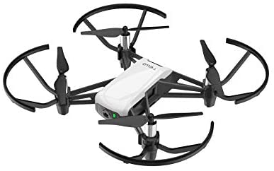 31lgMpRa6wL. AC  - Ryze Tech Tello - Mini Drone Quadcopter UAV for Kids Beginners 5MP Camera HD720 Video 13min Flight Time Education Scratch Programming Toy Selfies, powered by DJI, White