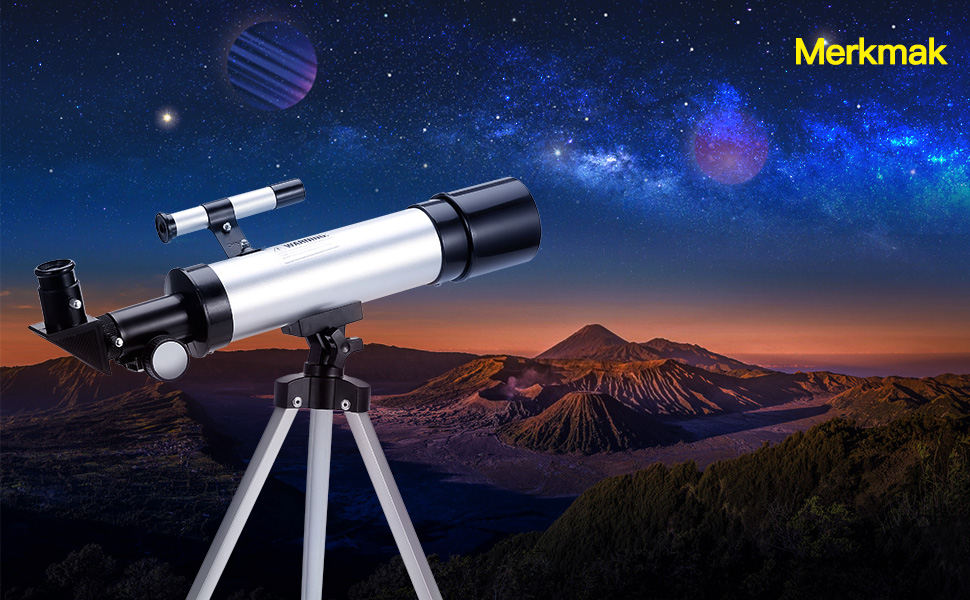 321a6022 f411 4017 a6a0 1af8a1ab18f4.  CR0,0,970,600 PT0 SX970 V1    - Telescope Star Finder with Tripod F36050 HD Zoom Monocular Space Astronomical Spotting Scope for Kids and Beginner (Small)
