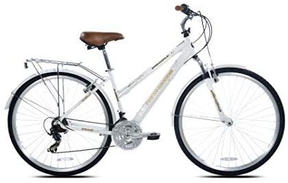 417TKY76sgL. AC  - Kent International Hybrid-Bicycles Springdale Hybrid Bicycle