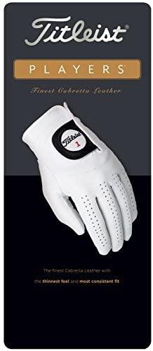 418yoHg9K5L. AC  - Titleist Men's Players Golf Glove
