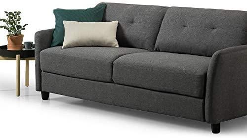 41GtERxTn+L. AC  - Zinus Ricardo, Sofa, Dark Grey
