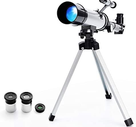 41N9XR3 NL. AC  476x445 - Telescope Star Finder with Tripod F36050 HD Zoom Monocular Space Astronomical Spotting Scope for Kids and Beginner (Small)