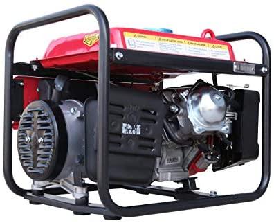 41cboSAKGUL. AC  - All Power America APG3014G 2000 Watt Portable Generator, Gas Powered for Home Back Up, Hurricane Recovery, Black/Red