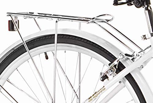 41uCgtAj0FL. AC  - Kent International Hybrid-Bicycles Springdale Hybrid Bicycle
