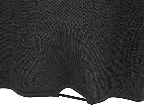 41xwcys6RYL. AC  - AmazonBasics Charcoal Kettle Grill Barbecue Cover, Black