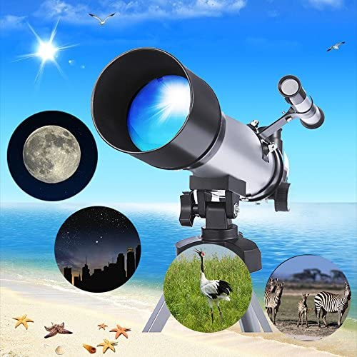 513H212hxKL. AC  - Telescope Star Finder with Tripod F36050 HD Zoom Monocular Space Astronomical Spotting Scope for Kids and Beginner (Small)