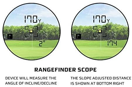 51R8UbGCIQL. AC  - Callaway 300 Pro Golf Laser Rangefinder with Slope Measurement