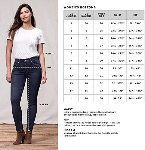 51lHA0mh9PL. AC  - Levi's Women's 721 High Rise Skinny Jeans