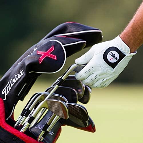 51m8zqH12YL. AC  - Titleist Men's Players Golf Glove