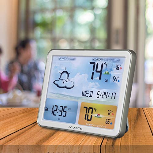 51vydS54XPL. AC  - AcuRite 02081M Weather Station with Jumbo Display and Atomic Clock