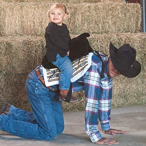 61QftFmsBDL. AC  - Cashel Daddle Saddle, Child Western Horse Toy Saddle