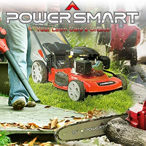 61Sd50T4jEL. AC  - PowerSmart Lawn Mower, 21-inch & 170CC, Gas Powered Push Lawn Mower with 4-Stroke Engine, 2-in-1 Gas Mower in Color Red/Black, 5 Adjustable Heights (1.18''-3.0''), DB2321CR