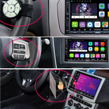 64d8b58c 94c0 4d95 9ab7 a9665b1ed2fc. CR0,0,220,220 PT0 SX220   - ATOTO A6 Double Din Android Car Navigation Stereo with Dual Bluetooth - Standard A6Y2710SB 1G/16G Car Entertainment Multimedia Radio,WiFi/BT Tethering Internet,Support 256G SD &More
