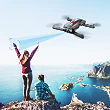 6db46139 cb7b 4eff bd59 5306b989e5eb.  CR0,0,900,900 PT0 SX220 V1    - Holy Stone HS160 Pro Foldable Drone with 1080p HD WiFi Camera for Adults and Kids, Wide Angle FPV Live Video, App Control, Gesture Selfie, Waypoints, Optical Flow, Altitude Hold and 2 Batteries