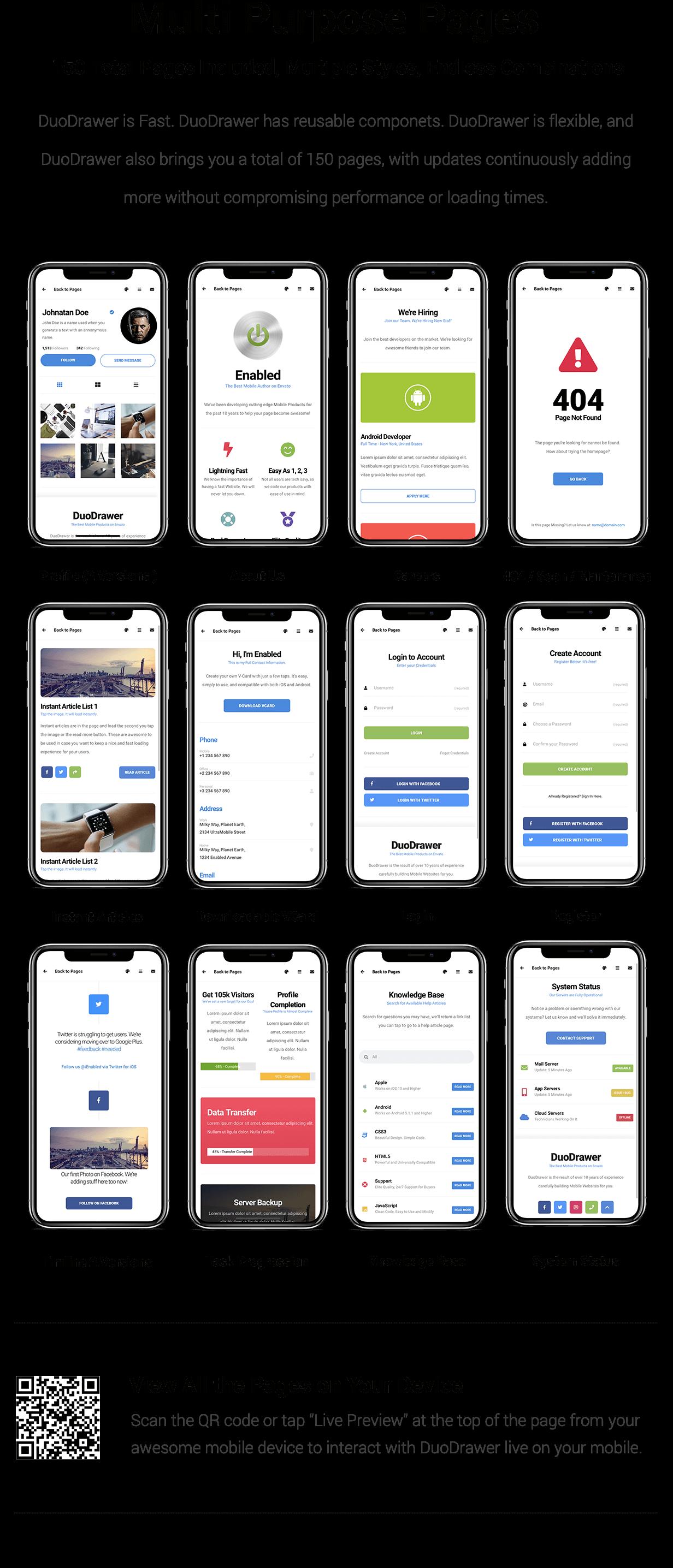 7 - DuoDrawer Mobile Kit