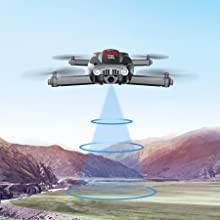 813872cc bd56 4e45 96d9 6a5152f779bc.  CR0,0,900,900 PT0 SX220 V1    - Holy Stone HS160 Pro Foldable Drone with 1080p HD WiFi Camera for Adults and Kids, Wide Angle FPV Live Video, App Control, Gesture Selfie, Waypoints, Optical Flow, Altitude Hold and 2 Batteries