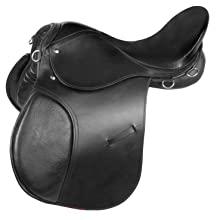 82ef8165 7962 48c4 867e 240ce7ba7ba3. CR0,62,1476,1476 PT0 SX220   - All Purpose Black Leather English Riding Horse Saddle Starter Kit