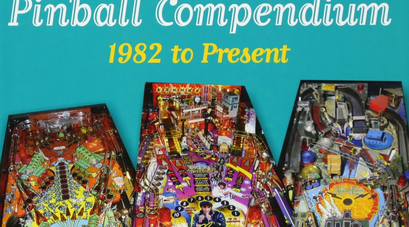 91UBeffBxL 800x445 - The Pinball Compendium: 1982 to Present