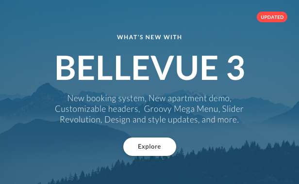 Item details new update - Hotel + Bed and Breakfast Booking Calendar Theme | Bellevue
