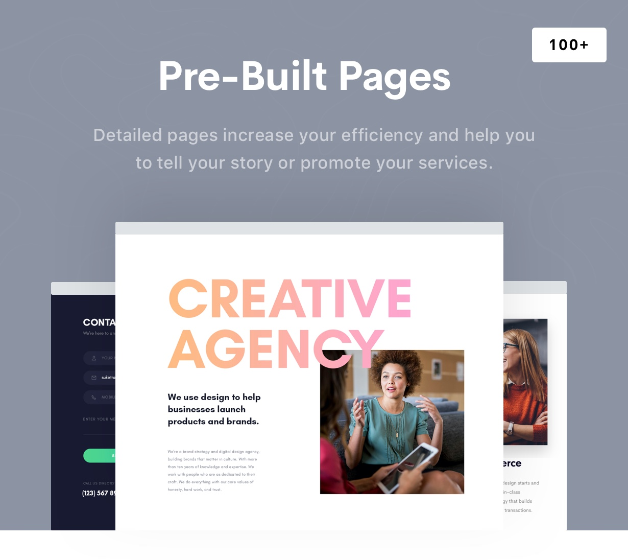 Pages - Ave - HTML Responsive Multi Purpose Template