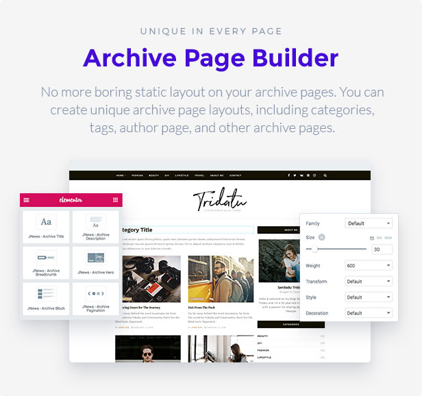 archivebuilder - JNews - WordPress Newspaper Magazine Blog AMP Theme