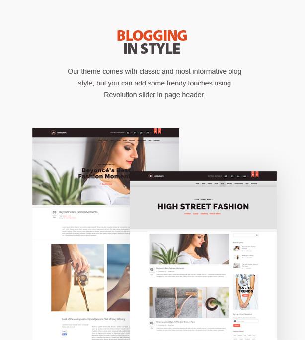 blog - ChurcHope - Responsive WordPress Theme