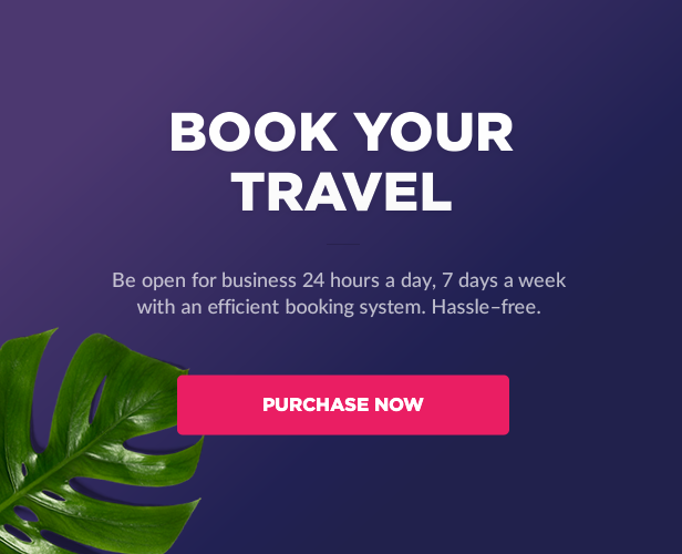 book your travel online booking wordpress theme3 - Book Your Travel - Online Booking WordPress Theme