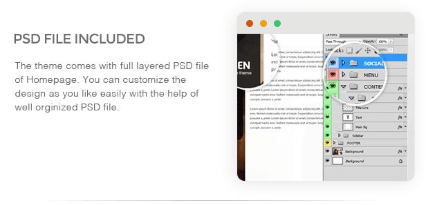 box 10 - SmartScreen fullscreen responsive WordPress theme