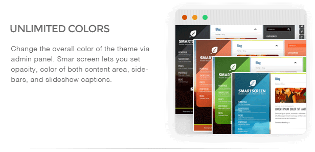 box 8 - SmartScreen fullscreen responsive WordPress theme